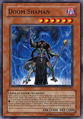 Doom Shaman - TAEV-EN025 - Super Rare - Unlimited Edition