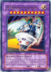 UFOroid Fighter - CRV-EN034 - Ultra Rare - Unlimited Edition