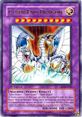 Cyber End Dragon - CRV-EN036 - Ultra Rare - Unlimited Edition