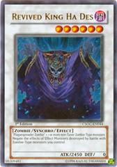 Revived King Ha Des - CSOC-EN044 - Ultra Rare - Unlimited Edition