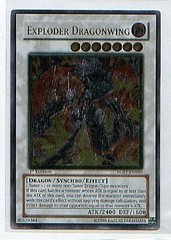 Exploder Dragonwing - RGBT-EN040 - Ultimate Rare - Unlimited Edition