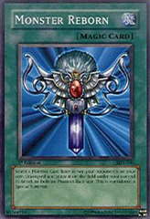 Monster Reborn - SDP-035 - Common - Unlimited Edition