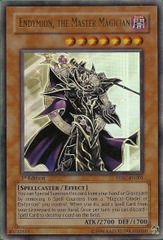 Endymion, the Master Magician - SDSC-EN001 - Ultra Rare - Unlimited Edition