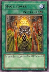 Mage Power - SDSC-EN027 - Common - Unlimited Edition