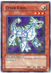 Cyber Kirin - DP04-EN005 - Common - Unlimited Edition