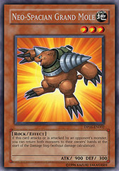 Neo-Spacian Grand Mole - DP06-EN002 - Rare - Unlimited Edition