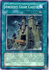 Ancient Gear Castle - SD10-EN023 - Common - Unlimited Edition
