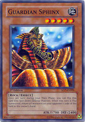 Guardian Sphinx - SD7-EN005 - Common - Unlimited Edition