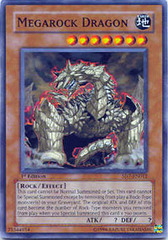 Megarock Dragon - SD7-EN012 - Common - Unlimited Edition on Channel Fireball
