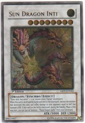 Sun Dragon Inti - ABPF-EN042 - Ultimate Rare - Unlimited Edition