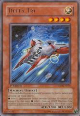 Delta Tri - TSHD-EN030 - Rare - Unlimited Edition