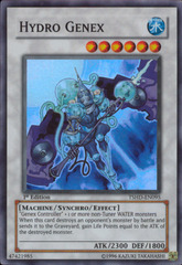 Hydro Genex - TSHD-EN095 - Super Rare - Unlimited Edition