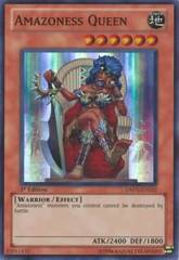 Amazoness Queen - DREV-EN032 - Super Rare - Unlimited Edition