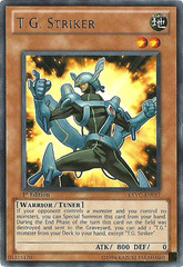 T.G. Striker - EXVC-EN017 - Rare - Unlimited Edition