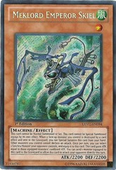 Meklord Emperor Skiel - EXVC-EN094 - Secret Rare - Unlimited Edition