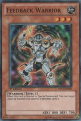 Feedback Warrior - YS11-EN007 - Common - Unlimited Edition