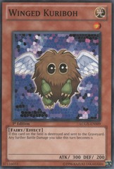 Winged Kuriboh - LCGX-EN009 - Common - 1st Edition