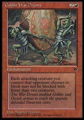 Goblin War Drums (Hudson)