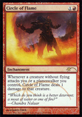 Circle of Flame - WPN Foil