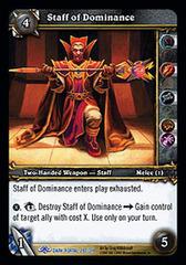 Staff of Dominance