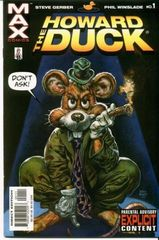 Howard The Duck Vol. 2 1 Making The Band