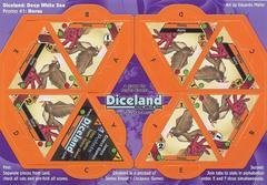 Diceland: Horus Promo Die