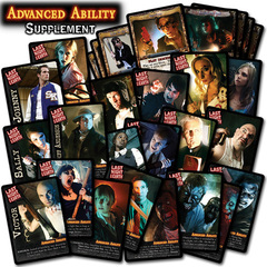 Last Night on Earth 'Advanced Abilities' Supplement