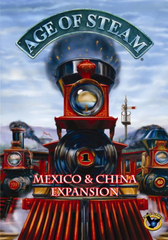 Age of Steam: Mexico/China Expansion on Channel Fireball