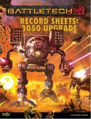 Classic Battletech: Record Sheets: 3050 Upgrade