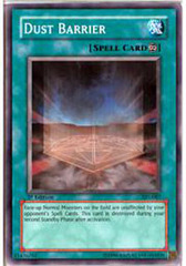 Dust Barrier - AST-087 - Common - 1st Edition