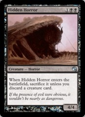 Hidden Horror - Foil on Channel Fireball