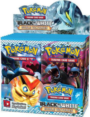 BW - Noble Victories Booster Box