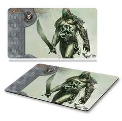 Mana v3 Black Grave Titan Play Mat for Magic