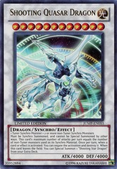 Shooting Quasar Dragon - JUMP-EN055 - Ultra Rare - Limited Edition
