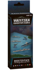 War at Sea: Condition Zebra Booster Pack