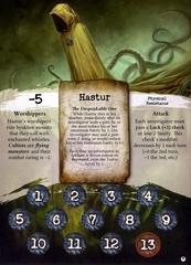 Arkham Horror: Arkham Nights 2011 Promotional Ancient One Card