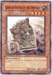 Barrier Statue of the Drought - CDIP-EN022 - Common - 1st Edition on Channel Fireball