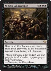 Zombie Apocalypse - Foil