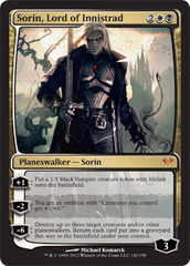 Sorin, Lord of Innistrad on Ideal808