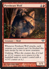 Pyreheart Wolf on Ideal808