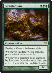 Predator Ooze - Foil on Channel Fireball