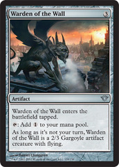 Warden of the Wall - Foil