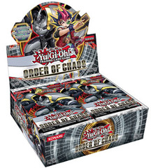 Order of Chaos 1st Edition Booster Box
