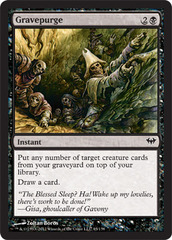 Gravepurge - Foil