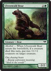 Ulvenwald Bear - Foil