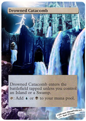 Drowned Catacomb - Altered