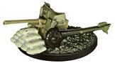 Entrenched Antitank Gun