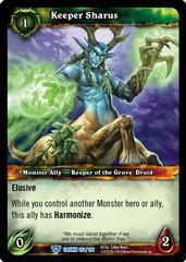 Keeper Sharus