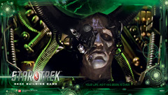 Star Trek Borg Game Mat