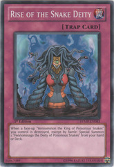 Rise of the Snake Deity - RYMP-EN083 - Common - 1st Edition